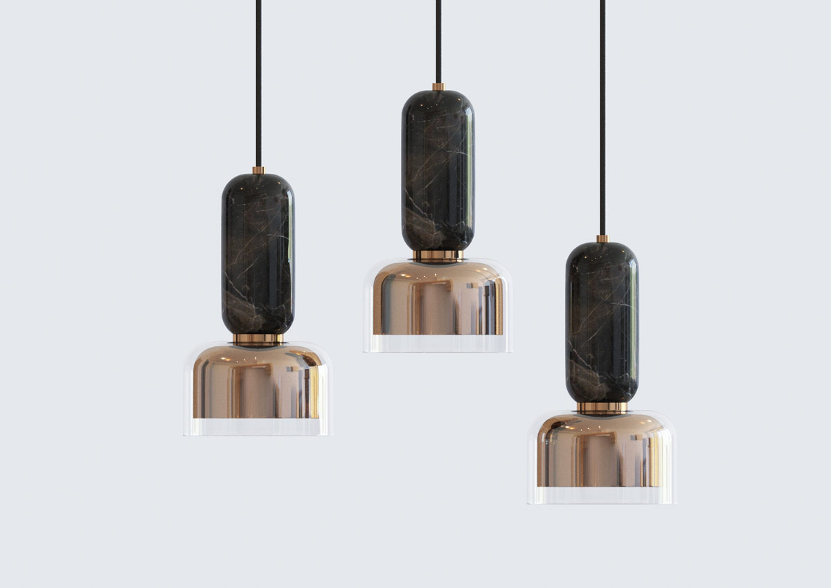 Matlight hanging lamp